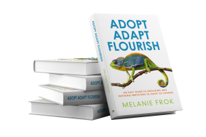 Adopt Adapt Flourish book cover