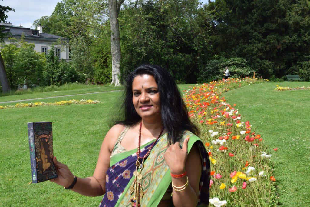 Sumedha Verma Ojha with Urnabhih
